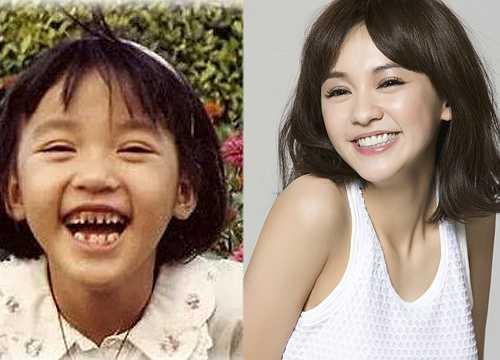 Nụ cười sảng khoái, vui vẻ tràn trề nhựa sống của người đẹp xứ Đài, Trần Y Hàm không hề thay đổi qua thời gian.