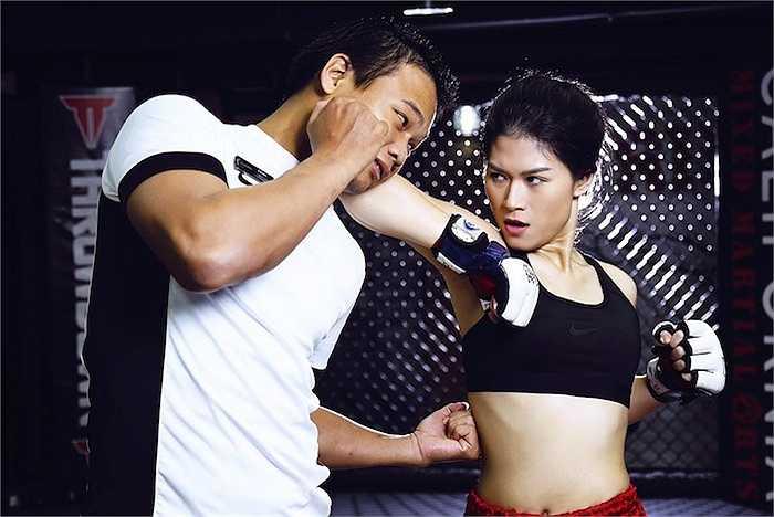 Mục đích chính mà Ngọc Thanh Tâm muốn hướng tới thói quen tập thể thao hàng ngày, mang lại lợi ích cho sức khoẻ và bổ trợ nhiều cho công việc diễn xuất mà cô đang theo đuổi.