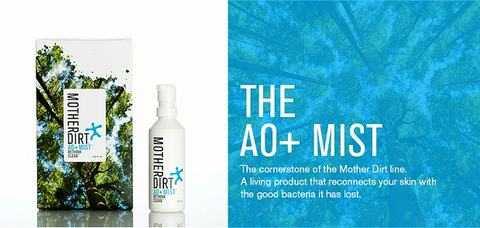 Sản phẩm Mother Dirt giúp tự làm sạch cơ thể.