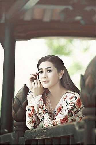 Lâm Chi Khanh tiết lộ, cô tự tin vì được trời phú các nét đẹp tự nhiên trên gương mặt, chưa qua chỉnh sửa nên càng có quyết tâm chinh phục giấc mơ Hoa hậu
