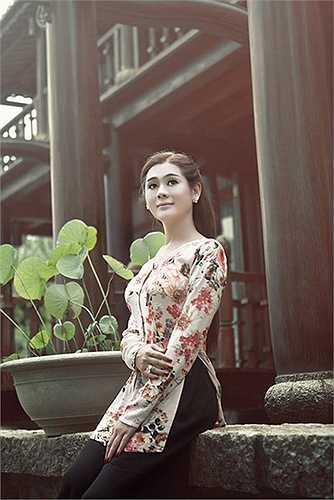 Mặc dù đã 35 tuổi nhưng với Lâm Chi Khanh tuổi tác chưa bao giờ là vấn đề, bởi cuộc thi cũng không giới hạn độ tuổi.