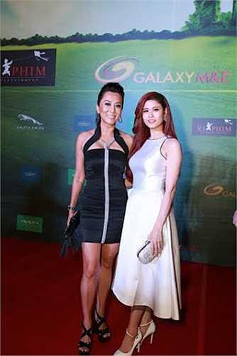Lễ ra mắt phim có sự xuất hiện của Quang Đăng, Hari Won, Việt Trinh...