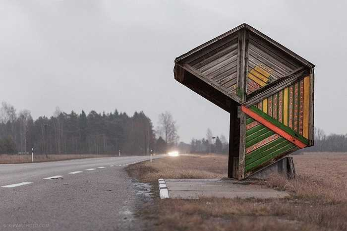Lục lăng khuyết ở Kootsi, Estonia