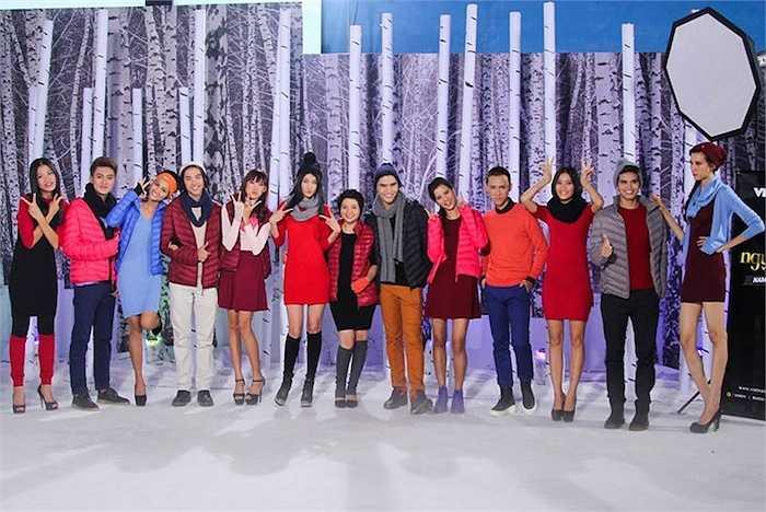 Gương mặt nào trong số họ sẽ hoàn thành tốt nhất thử thách lần này? Ai sẽ nhận được hợp đồng quảng cáo từ các thương hiệu thời trang lớn trong nước? Những câu hỏi này sẽ được giải đáp trong nửa chặng hành trình nước rút của Vietnam's Next Top Model 2015.