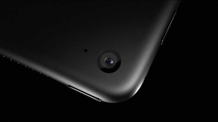 4. Camera. Công nghệ camera iSight mà Apple trang bị cho các thiết bị của họ đang thực sự làm chủ phân khúc chụp ảnh và iPad Pro sẽ không phải ngoại lệ