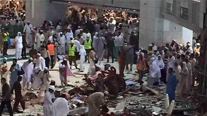Hàng trăm người thiệt mạng sau vụ tai nạn
