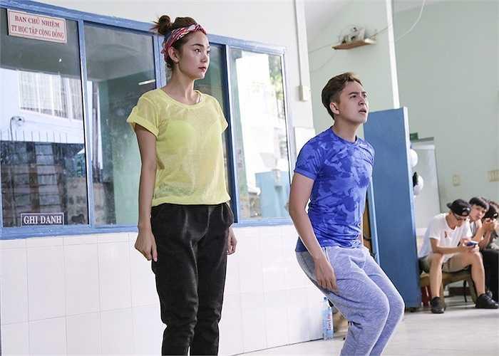 Minh Hằng và Ngô Kiến Huy chính thức 'kết đôi' trên màn ảnh kể từ phim ngắn 'Giờ em đã biết' do chính Minh Hằng làm biên kịch và sản xuất.