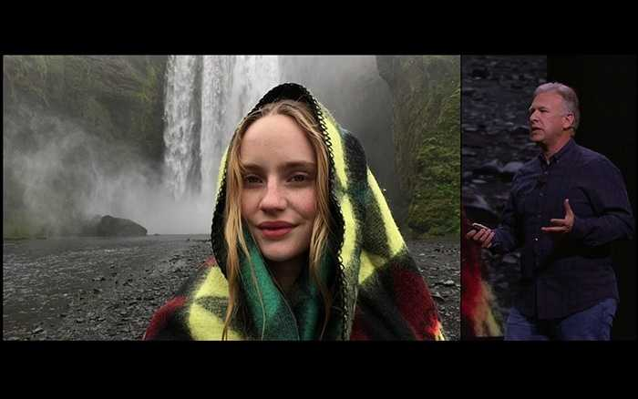 Các bức ảnh chụp được tăng cường thêm 50% độ phân giải so với đời iPhone trước, kể cả khi chụp với chế độ tự động focus.