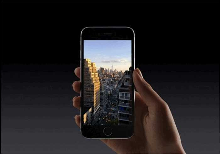 Tuy nhiên, công nghệ nổi bật và đột phá nhất trên iPhone 6S/ 6S Plus chính là công nghệ Live Photos – các hình ảnh chụp sẽ như thế nào khi mang ra ngoài đời thật.