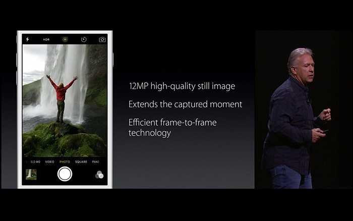 Để kích hoạt chế độ này, bạn chỉ cần mở một bức ảnh bất kỳ được chụp từ Camera 6S/ 6S Plus và nhấn giữ màn hình. Công nghệ 3D Touch sẽ ngay lập tức hiển thị các khoảnh khắc trước và sau chụp hình. Đặc biệt là người dùng có thể chụp các bức ảnh Live Photos và ghi lại được cả âm thanh