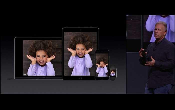 Người dùng có thể xem các bức ảnh Live Photos trên tất cả các thiết bị cùng của Apple