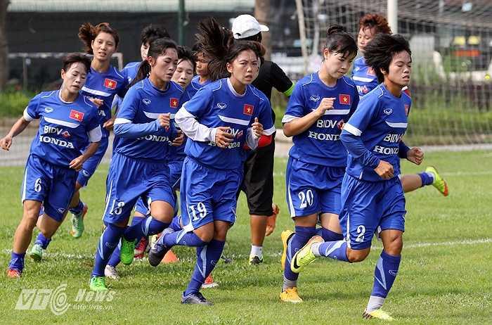Căn cứ vào thành tích đứng thứ 6 và 7 trên bảng xếp hạng châu Á, đội tuyển nữ Thái Lan và Việt Nam cũng được đặc cách thi đấu vòng loại thứ 2 cùng các đối thủ Myanmar, Jordan, Đài Loan ở bảng A.
