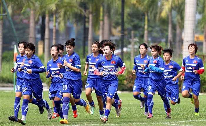 Thầy trò HLV Norimatsu Takashi đặt mục tiêu giành vé dự vòng loại thứ 3 và muốn như vậy, tuyển nữ Việt Nam phải vượt qua 2 đội bóng đầy duyên nợ là Myanmar và Thái Lan.