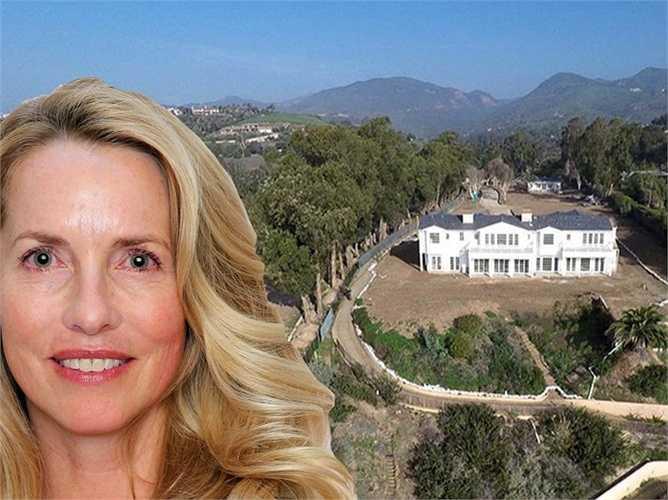 'Góa phụ' của Steve Jobs,  Laurene Powell Jobs đã bỏ ra 44 triệu USD để mua 2 căn hộ ở khu Malibu, Mỹ
