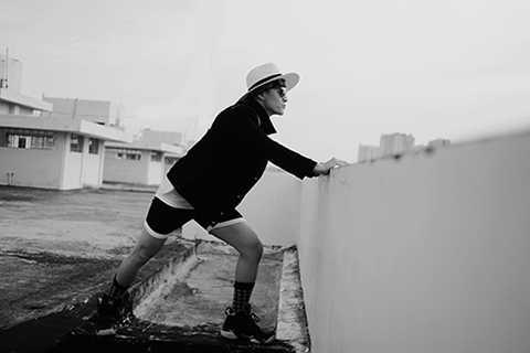 Những ý tưởng sáng tạo mang đến sự lôi cuốn cho bộ ảnh thời trang của Lâm Vinh Hải. Bộ ảnh được thực hiện bởi sự hỗ trợ của stylist Nguyễn Thiện Khiêm, nhiếp ảnh gia Anh Phạm, trang điểm Bi Tô.