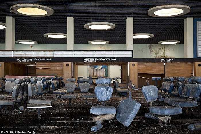 Sân bay quốc tế Nicosia của Cộng Hòa Síp (Cyprus) đã không có bất kỳ chuyến bay nào từ sau cuộc xâm lược của Thổ Nhĩ Kỳ vào nước này năm 1977
