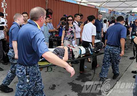 Việt Nam-Hoa Kỳ, trao đổi Quân y, châu Á-Thái Bình Dương, APMHE-2015