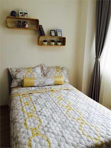 Mỗi phòng ngủ được thiết kế theo một phong cách riêng để phù hợp với chủ nhân
