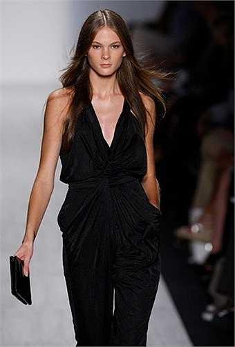 Người mẫu Irina Kulikova