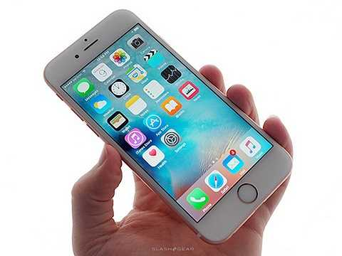 iPhone 6S có kích thước màn hình ở mức 4,7 inch, tích hợp công nghệ cảm ứng 3D Force Touch hỗ trợ 3 cấp độ áp lực ngón tay, gồm chạm nhẹ như trước đây và hai cấp độ khác có tên 'peek' và 'pop'.