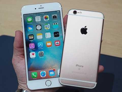 Camera chính trên 2 mẫu iPhone 6S và 6S Plus đã được Apple nâng lên mức 12 megapixel hỗ trợ chụp ảnh động, ghi hình 4K.