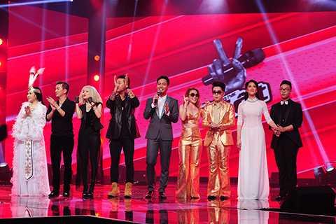 Chủ nhật, ngày 20/9/2015 sẽ chính thức diễn ra đêm Gala trao giải chương trình để tìm ra ngôi vị Quán quân của cuộc thi năm nay. (Hình ảnh: Lý Võ Phú Hưng)