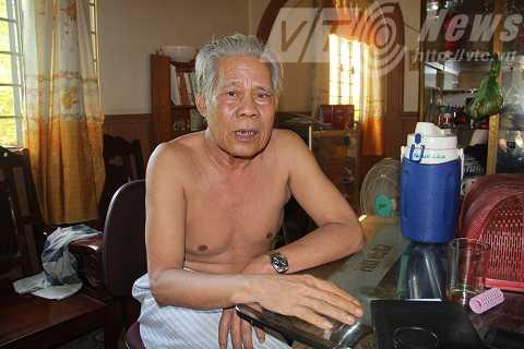 Ông Phạm Văn Cần