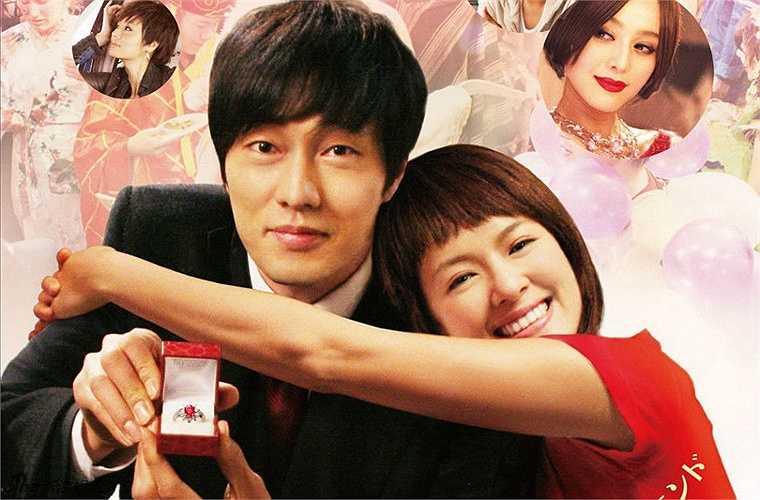 Chương Tử Di - So Ji-sub: Chương Tử Di và So Ji-sub hóa thân cặp đôi nữ họa sĩ truyện trạnh vô lo vô nghĩ Tô Phi (Tử Di) và chàng bác sĩ ngoại khoa điển trai Lý Kiệt Phu/Jeff (So Ji-sub) trong phim Mỹ Nhân Đại Chiến/Sophie's Revenge (2009).