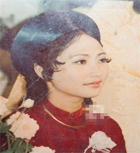 Vẻ đẹp dịu dàng, thanh lịch của cô dâu Như Quỳnh trong ngày cưới.