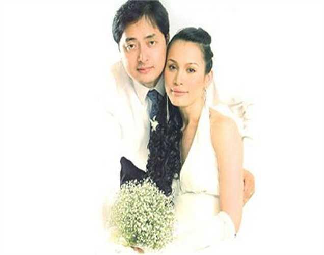 Ảnh cưới ít ai biết của Hoa hậu Việt Nam 1998 Ngọc Khánh.
