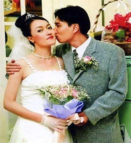 Ảnh cưới của nghệ sỹ hài Vân Dung.  (Nguồn: Dân Việt)
