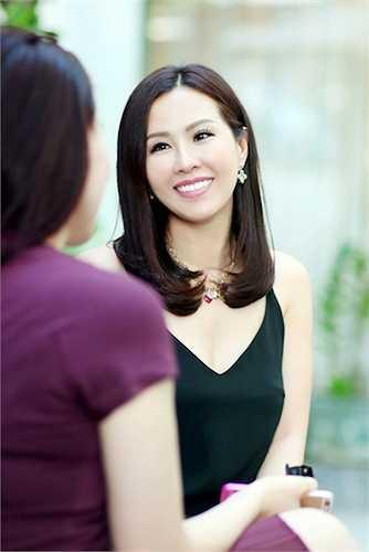 Sau khi hoàn tất quá trình điều trị da Trang Nhung sẵn sàng nhận lời tham da một bộ phim điện ảnh.