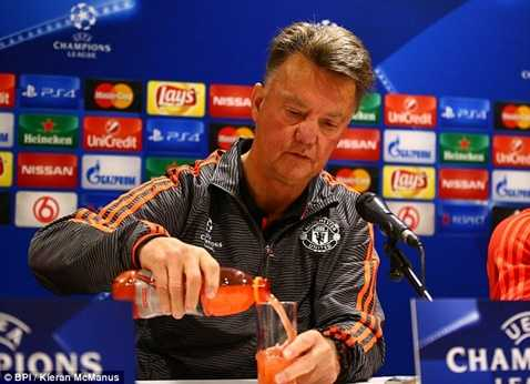 Van Gaal không chắc MU đã sẵn sàng hay chưa