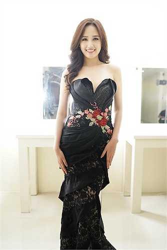 Hai năm qua, Hoa hậu Việt Nam năm 2006 này đã chọn cho mình con đường đi riêng, không tham gia nhiều hoạt động trong showbiz.