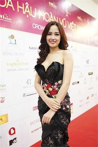 Khi nhận được lời mời trở thành một trong 7 vị giám khảo của Hoa hậu Hoàn vũ Việt Nam 2015, Mai Phương Thúy thấy vô cùng hào hứng và vinh dự.