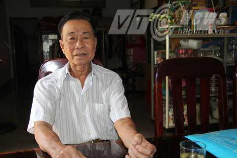 Ông Nguyễn Văn Hạnh, nguyên chủ tịch xã Tân Lập năm 1977: Tội ác Khmer Đỏ, nhân dân Tân Lập ghi nhớ suốt đời