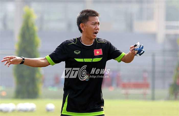 Tại vòng loại U19 châu Á, U19 Việt Nam nằm ở bảng G. (Ảnh: Quang Minh)