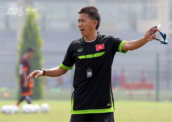 Đây là bảng đấu tương đối dễ thở khi chúng ta chỉ phải chạm trán với các đối thủ là U19 Myanmar (chủ nhà bảng G), U19 Hồng Kông (Trung Quốc), U19 Brunei và U19 Đông Timor. (Ảnh: Quang Minh)