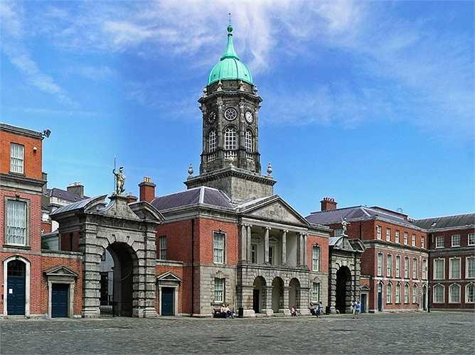2. Ireland: Giá bất động sản tăng 10,7%, xếp thứ hai về tốc độ tăng giá nhà đất nhanh nhất thế giới.