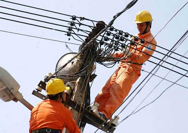 Phương án giá điện mới của EVN