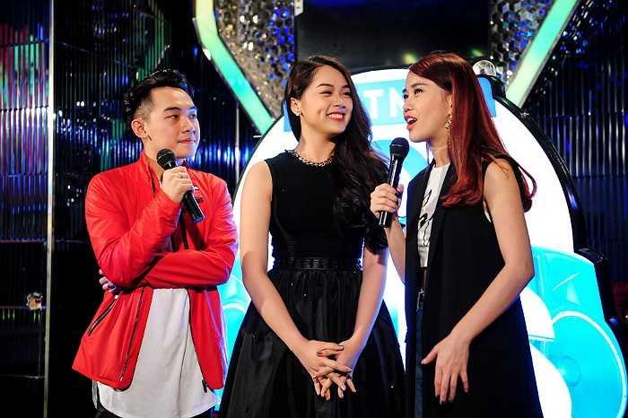 Giọng hát đẹp, phong thái tự nhiên và luôn 'máu lửa' khi lên sân khấu khiến cái tên Khánh Tiên đang nhận được nhiều sự kỳ vọng của người yêu nhạc.