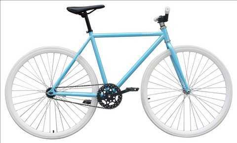 Bên cạnh Tropbike Fix là dòng đạp ngược Single Speed có tên gọi Topbike Alpha.