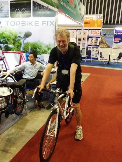 Topbike Fix đã tham gia triển lãm Auto Expo 2014 và Inter Cycles 2015 thu hút được sự quan tâm của rất nhiều người hâm mộ