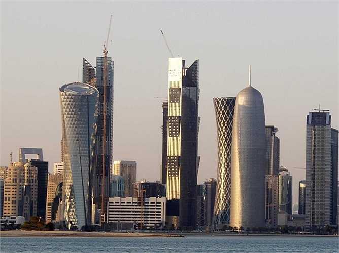 Doha - Trong vòng 5 năm qua, thủ đô của Qatar đã vượt lên 13 bậc trên danh sách những trung tâm tài chính phát triển. Hiện nó đang là thành phố phát triển thứ hai của khu vực Trung Đông