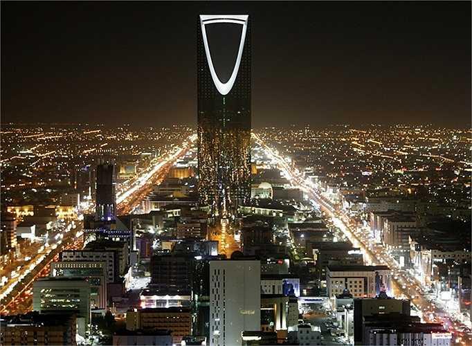 Riyadh - Thủ đô của Ả Rập Xê-út tăng trưởng ấn tượng nhất trong 5 năm qua với việc nhảy lên 55 bậc trong top 100. Họ đang tính tới việc mở cửa thị trường hơn nữa dành cho người nước ngoài