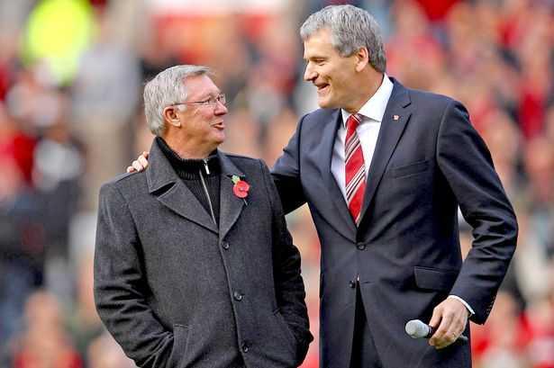 David Gill cùng Sir Alex đã xây dựng thương hiệu Man Utd thực sự vững mạnh