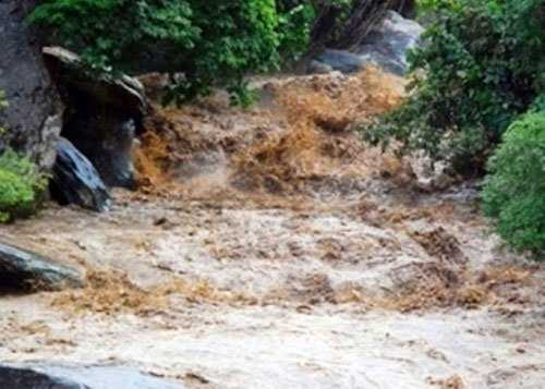 Mùa mưa lũ đến đe dọa trực tiếp đến tính mạng con người. (Ảnh: Minh họa).