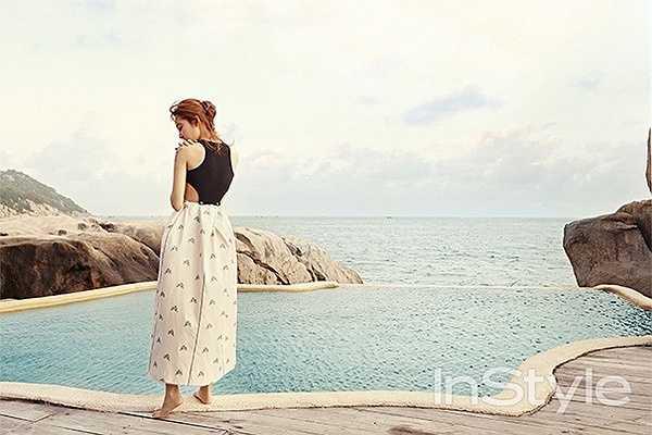 Gong Hyo Jin là một ngôi sao nổi tiếng ở xứ sở kim chi. Cô nổi tiếng với các bộ phim như Chỉ có thể là yêu, The Pruducer, Mặt trời của chàng Joo, Hương vị tình yêu, Tìm lại tình yêu 2003,....