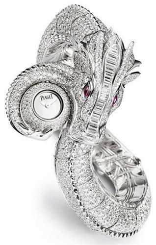 Chiếc đồng hồ có giá tới 1,72 triệu USD thuộc thương hiệu Piaget và chỉ có một chiếc duy nhất.