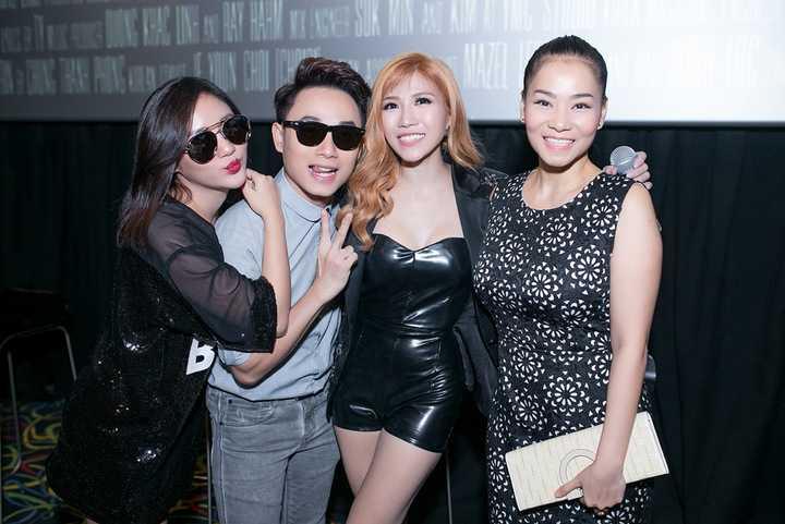 Trang Pháp đánh dấu sự hợp tác cùng nam ca sĩ trẻ TY (Kang Teayang) đến từ Hàn Quốc với vai trò Rapper.